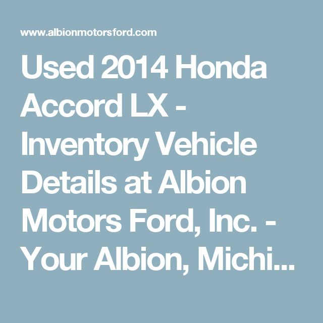 1000 Ideas About 2014 Honda Accord On Pinterest Honda