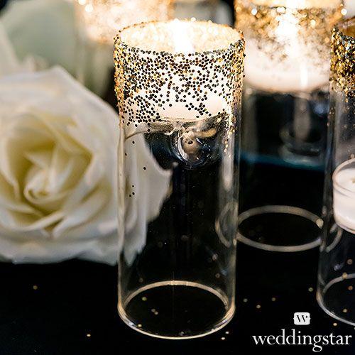 Windlichter aus geblasenem Glas – Weddingstar   – H Wedding
