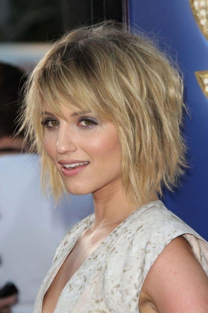Edgy Haircut Medium Length Modern Shoulder Length Haircuts Women