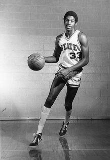 Earvin Johnson by Michigan State University Archives, via Flickr