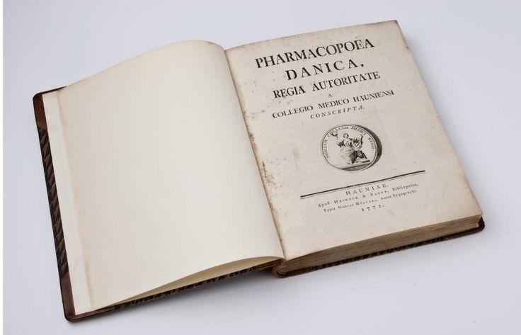 Pharmacopoea Danica 1772