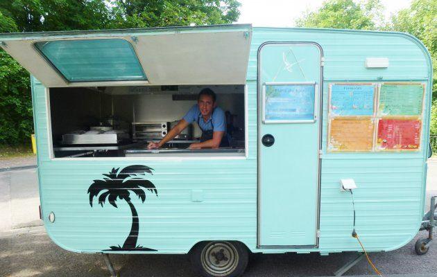 les 36 meilleures images du tableau food truck caravane sur pinterest caravane camion. Black Bedroom Furniture Sets. Home Design Ideas
