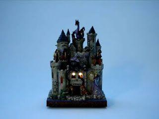 Castillo de Villanos (El Mundo de los Villanos)