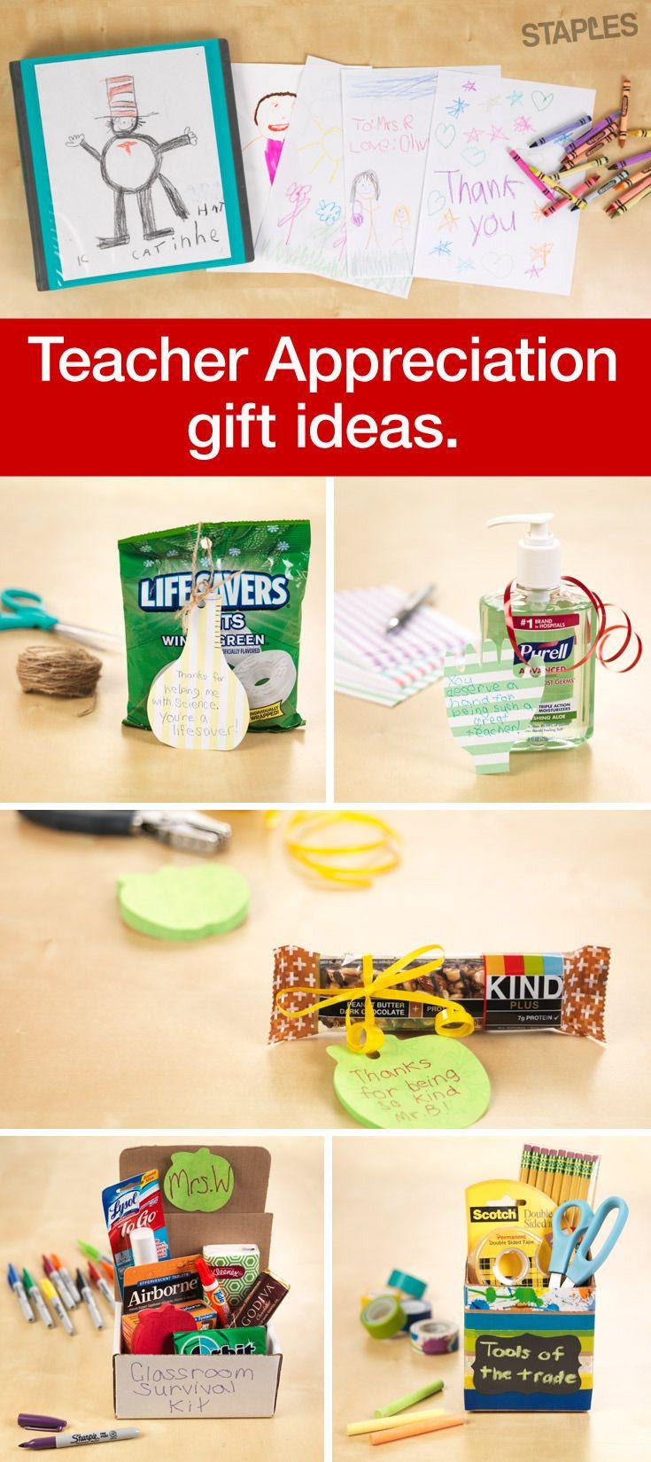 Teacher Appreciation Gifts | Business Hub | Staples.com®