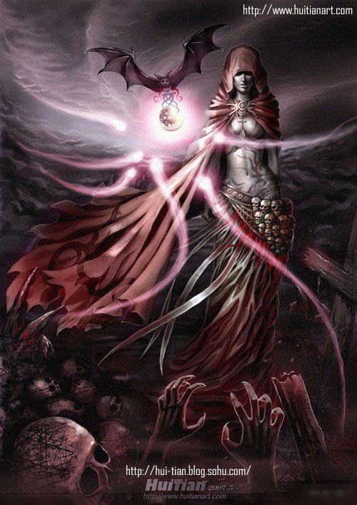soul syren by huitian.deviantart.com on @DeviantArt