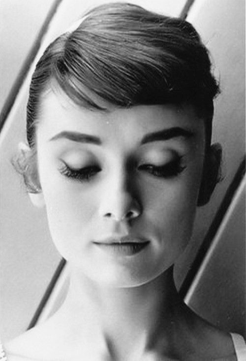 Audry Hepburn. I want to be her when I grow up