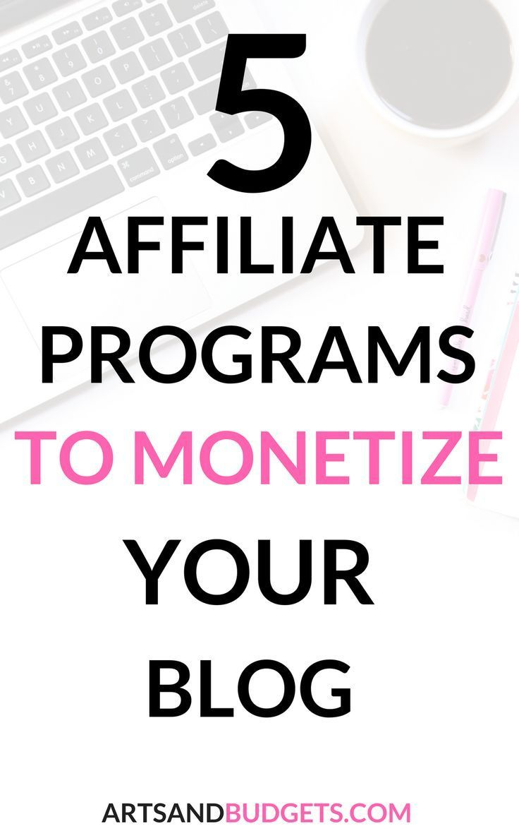 Looking to make money withAffiliate Marketing Programs? If so, check out this post, !I share the top 5 affiliate programs I am part of to make extra money - ways to make money blogging, affiliate marketing, how to make money with affiliate marketing, what is affiliate marketing