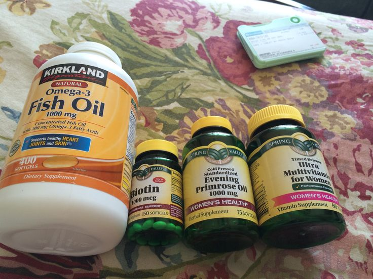 Must have vitamins for women and their health.
