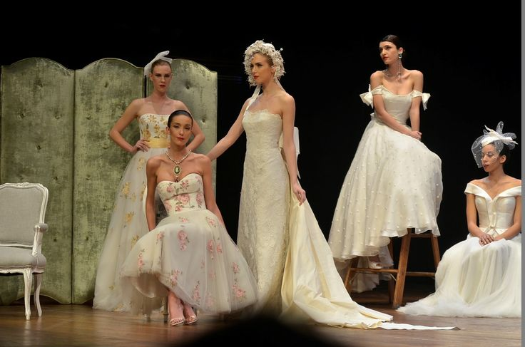 Vassilis Zoulias @ Bridal Fashion Week