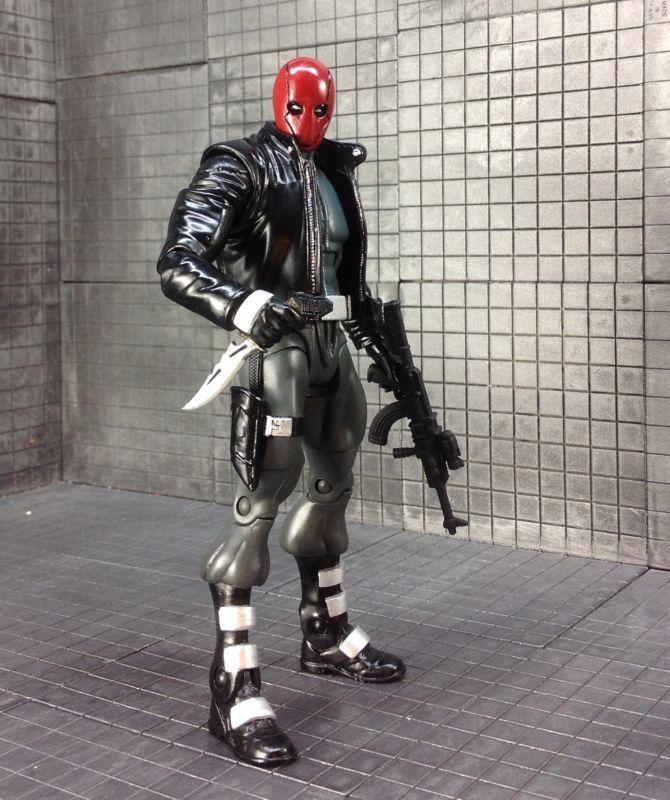 Red Hood (DC Universe) Custom Action Figure