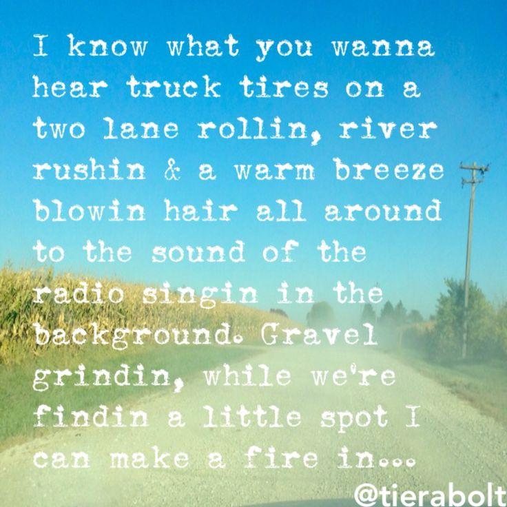 Lyric out here grindin lyrics : The 25+ best New country lyrics ideas on Pinterest | Country music ...