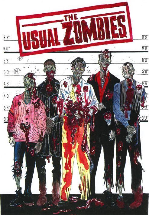 Зомби-лицо со шрамом Образовательный зомби-плакат Открытки Один дома зомби Зомби Майкл Джексон Зомби Джон Гудман Зомби Ромеро Зомби Стэн Ли Зомби Савини Зомби…