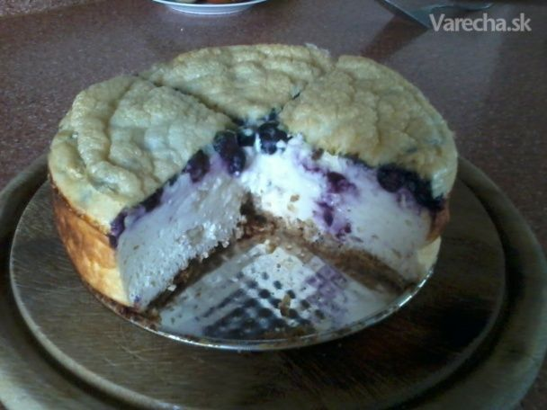 Tvarohová torta bez múky