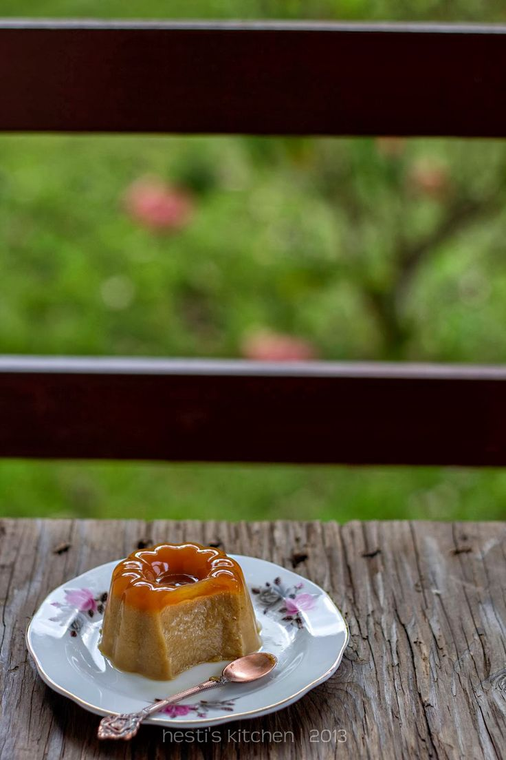 HESTI'S KITCHEN : yummy for your tummy: Puding Santan Gula Merah