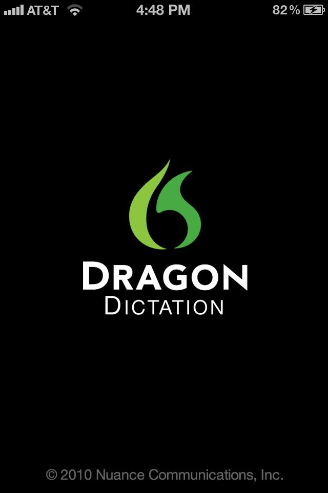 How to Use the Dragon Dictation App