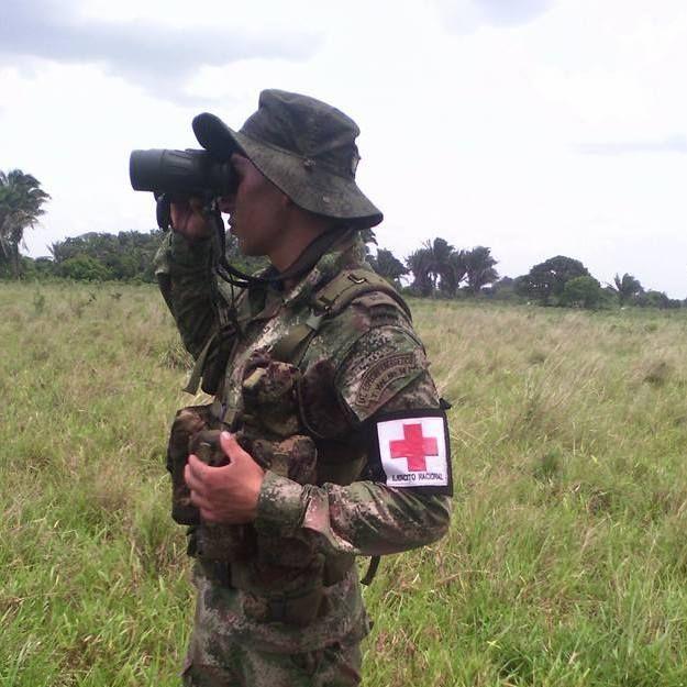 SANIDAD MILITAR - ENFERMEROS DE COMBATE - CSAR - Página 9 - América Militar