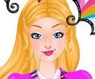 Süper Barbie Okul Balosunda