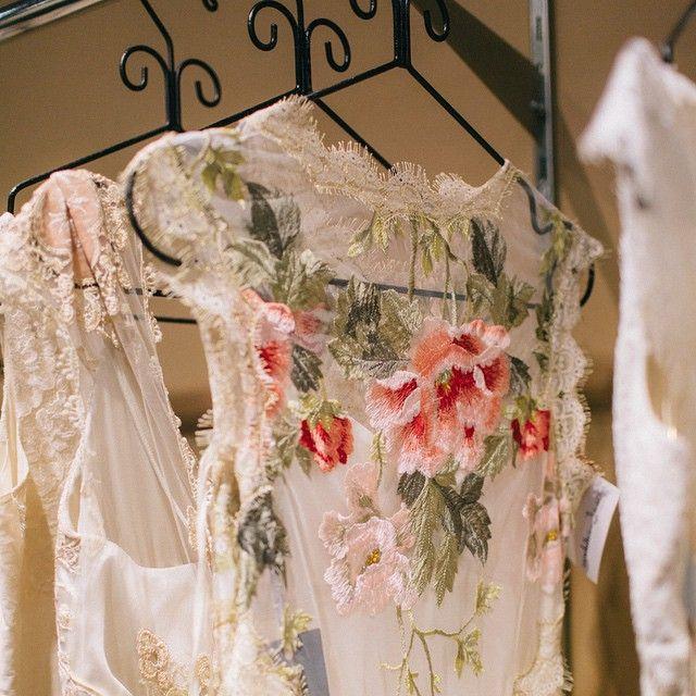 Claire Pettibone 'Heart's Desire' Wedding Dress At The