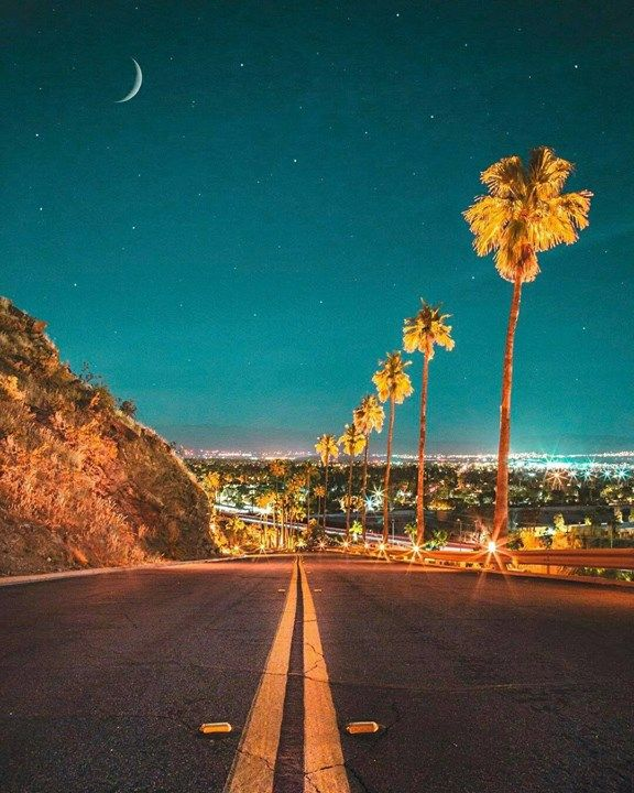 Palm Springs  California by Luis Contreras | California Feelings