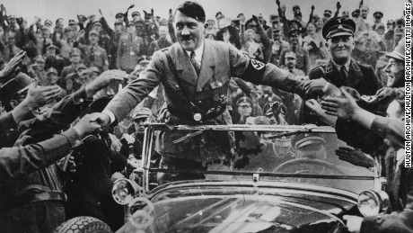 Hitler secretly wrote a biography that propelled him into power historian says - CNN International