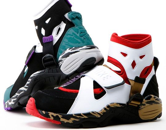 The 20 Most Outrageous Sneaker DesignsNike Air Carnivore | Sneaker heads,  Shoe game and Street wear