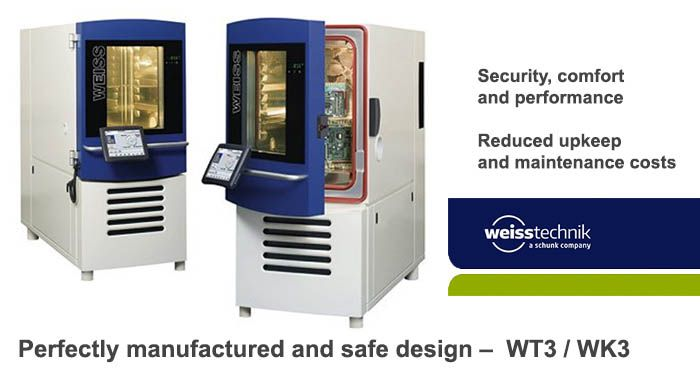 Advance Technology test chambers available at Weiss India!!! Read more>>https://goo.gl/8GV5G4