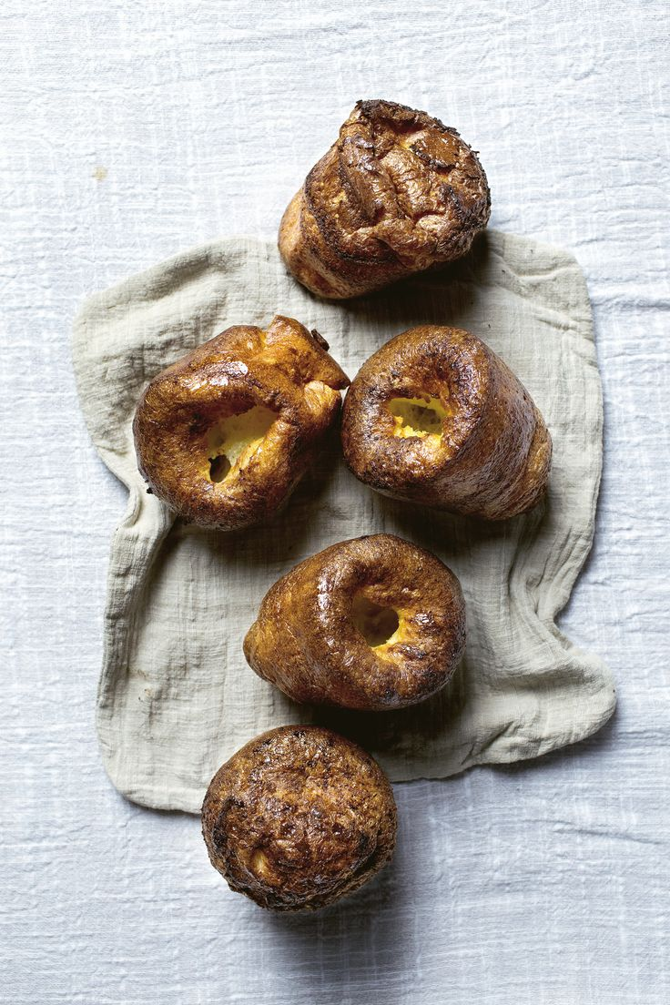 A better popover/yorkshire pudding recipe that doesn't need any resting!