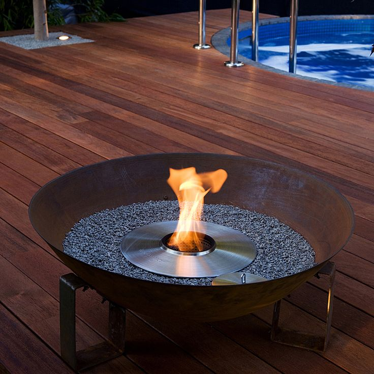 top3 by design - Ecosmart - ecosmart fire dish