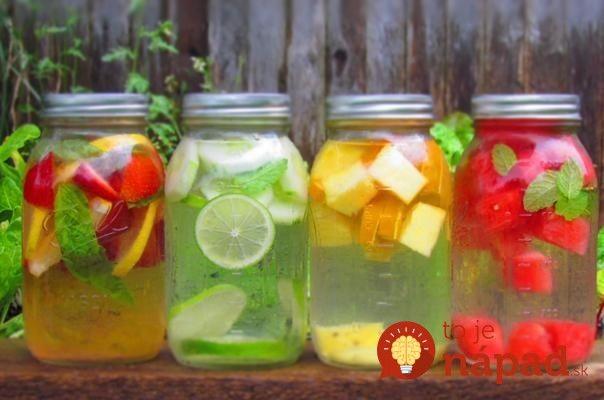 Vyskúšajte osviežujúce domáce nápoje, ktoré sú príjemne sladké aj bez pridaného cukru. Tajomstvo spočíva v správnej kombinácií…