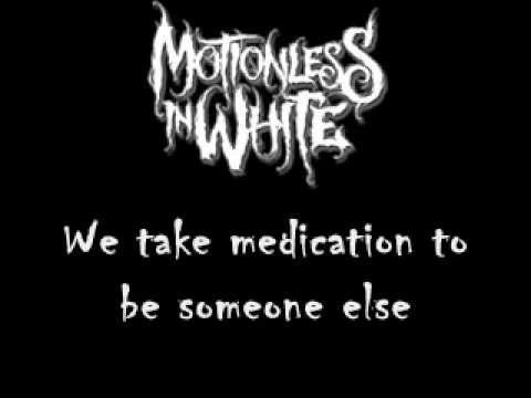 Motionless In White - America [Lyric Video] - YouTube