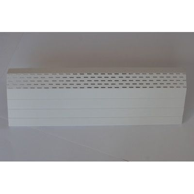 """Neat Heat Bright Front Cover Size: 48"""" W FC-04 30/07 BW,    #NeatHeat,    #FC0430/07BW,    #SpaceHeaterAccessories"""
