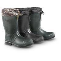 Kamik Men's Sportsman Rubber Boots, Waterproof, Insulated: Kamik Men's Sportsman Rubber Boots,… #Hunting #Shooting #Fishing #Camping
