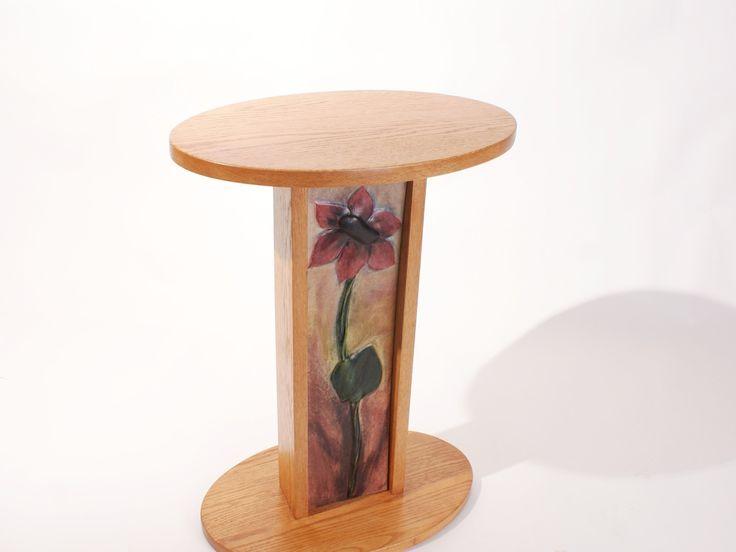 Conception Cuir - » TABLE PRALINE
