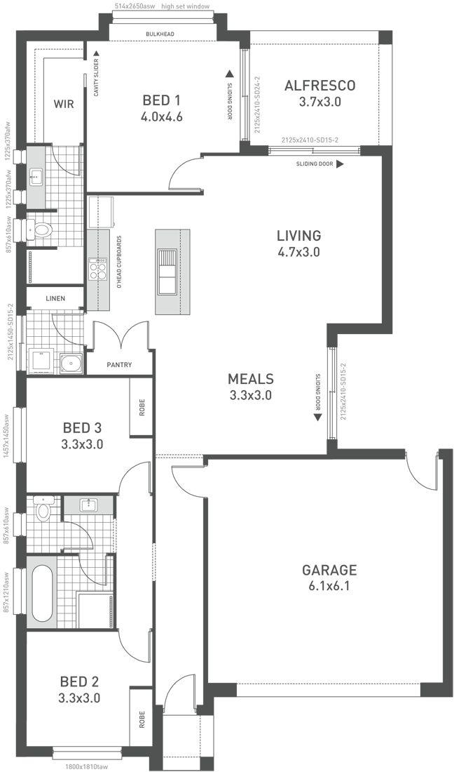 72 best our floorplans images on pinterest design design for Brighton homes floor plans