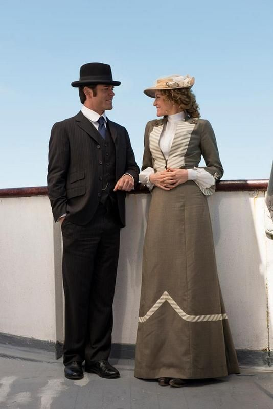 Murdoch Mysteries - so Canadian but great strong female lead!