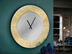 Reloj Decorativo Redondo : AURORA Pan de Oro