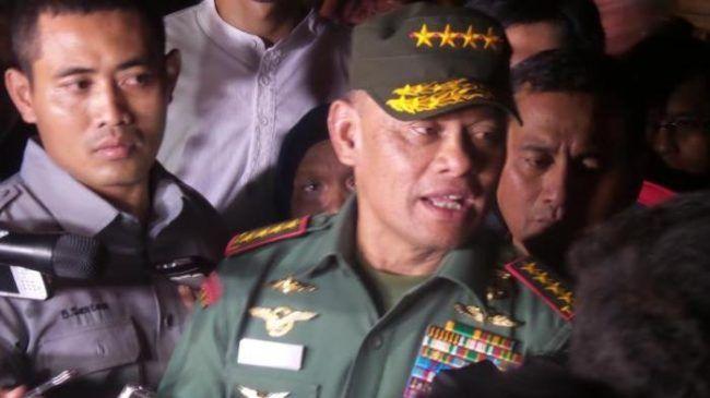 TNI mutasi jabatan 45 perwira tinggi