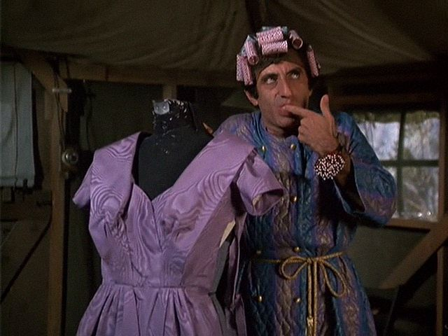 M*A*S*H: Season 3, Episode 7 Check-Up (22 Oct. 1974)  Jamie Farr , Corporal Maxwell Q. Klinger,, mash, 4077