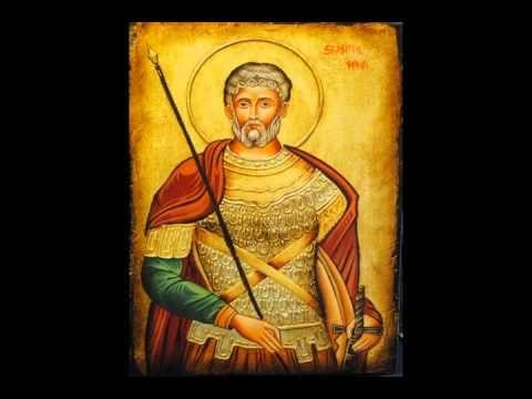 Acatistul Sfantul Mina [Marian Moise] (11 noiembrie)