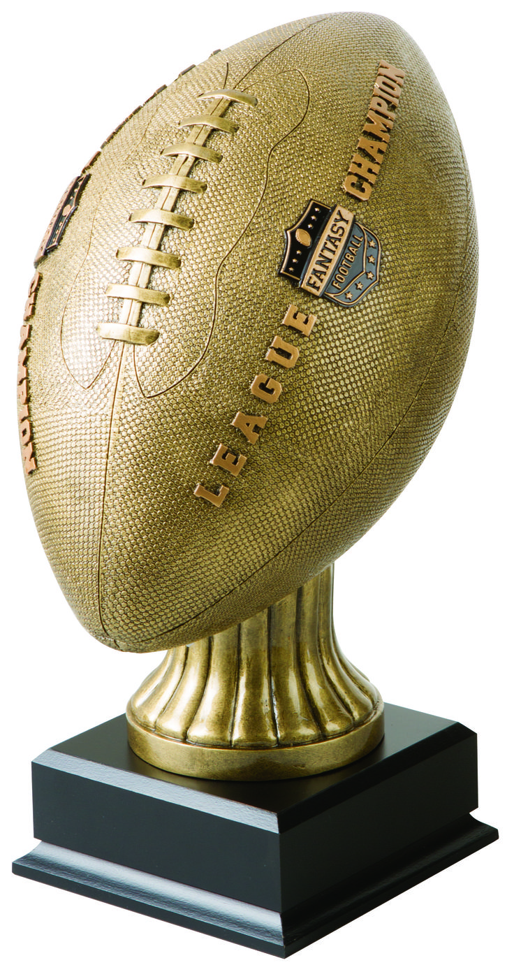 New Fantasy Football Award for the 2015-2016 season. Order now and have yours ready for your FFL draft party. www.bjstrophy.com