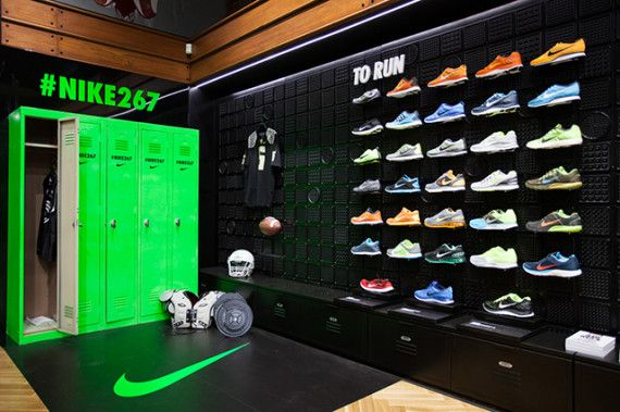 Nike Store on 267 Chapel Street In Melbourne � Opening Party   Event Recap