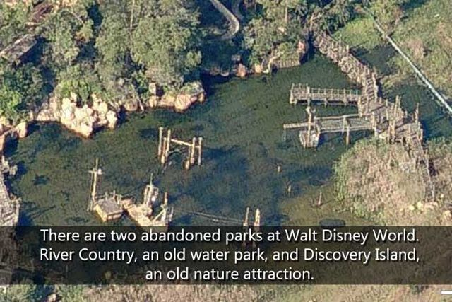 Silly Things You Wouldn't Know about Disney Theme Parks  (50 pics)