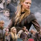 The cast of Vikings - one of my favorite programs.