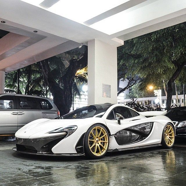 """$1.5 million dollar McLaren P1 ♣️ via @the_upscale_lifestyle ♣️ What color…"