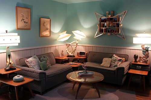 83 Best Images About Home Decor Atomic Age On Pinterest