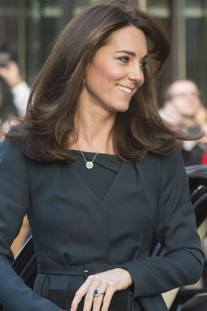 Kate Middleton Has A Chic New Short Haircut