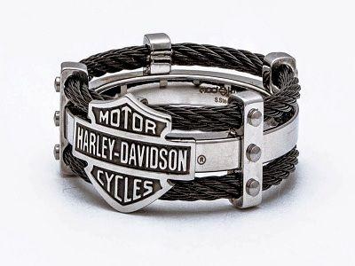 New Harley-Davidson Jewelry by MOD   I Love Harley Davidson Bikes