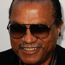 HAPPY BIRTHDAY,  Billy Dee Williams!!! MOVIE ACTOR   BIRTHDAY : April 6, 1937 (age 79)  BIRTHPLACE : New York.  ABOUT : Played Lando Calrissian in Star Wars Episode V and Star Wars Episode VI. He has appeared in numerous films during his career, including Nighthawks, Undercover Brother, Batman and The Prince.