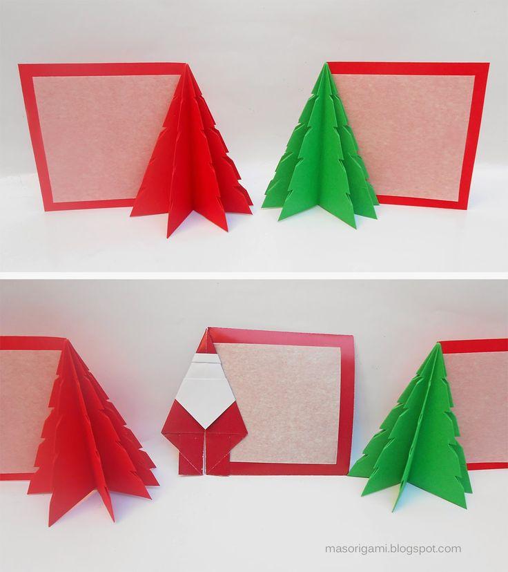 Origami Papa Noel Trendy Video Tutorial Para Hacer Un Papa Noel De - Origami-papa-noel