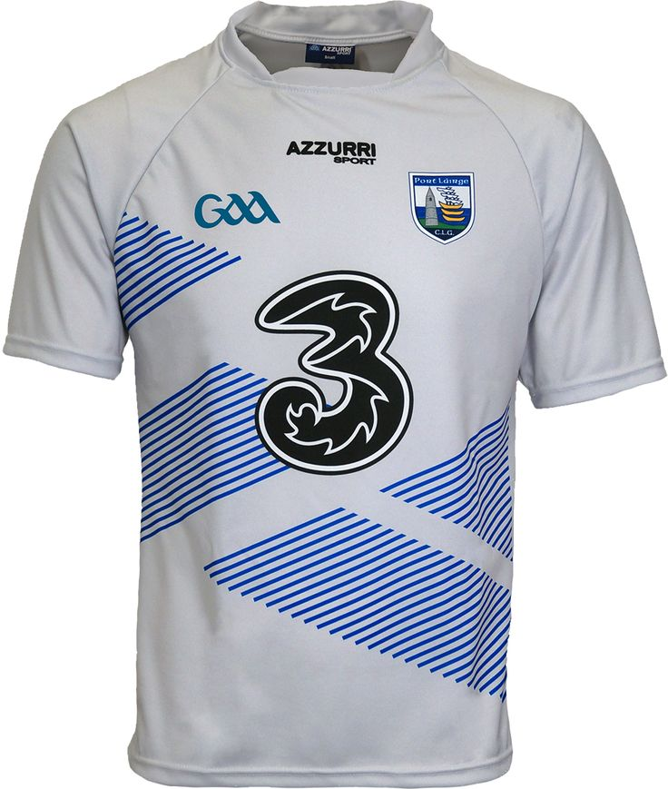 Azzurri Sport Waterford GAA Training Jersey